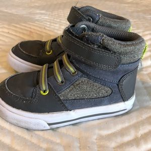 Target Size 6 toddler high tops